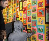 2017_LAS Children's Art Show_BEST_Dad&Son3