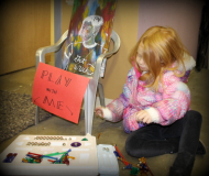 2017_LAS Children's Art Show_BEST_GirlPlaying