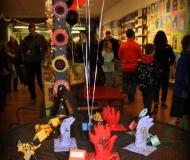 2017_LAS Children's Art Show_BEST_PaperMachonTable1