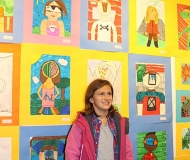 2017_LAS Children's Art Show_BEST_Student&Art1